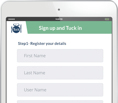 Step 2: Order Tuck